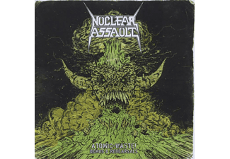Nuclear Assault - Atomic Waste: Demos & Rehearsals - (CD)