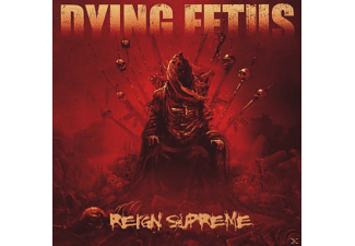 Dying Fetus - Reign Supreme - (CD)