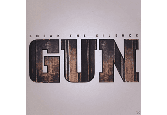 Gun - Break The Silence - (CD)