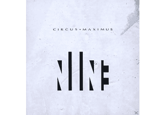 Circus Maximus - Nine - (CD)