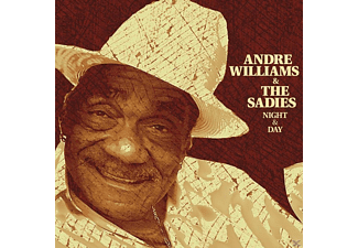 Andre Williams, The Sadies - Night & Day [CD]