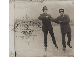 Joey Cape, Tony Sly - Acoustic Vol.2 - (CD)