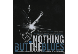 VARIOUS - Nothing But The Blues (Lim.Metalbox Edition) - (CD)