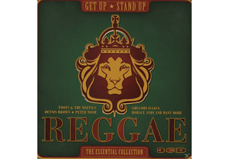 VARIOUS - Reggae Essential Collection (Lim.Metalbox Ed.) - (CD)