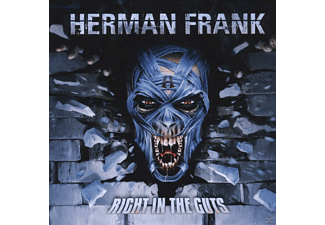 Herman Frank - Right In The Guts - (CD)