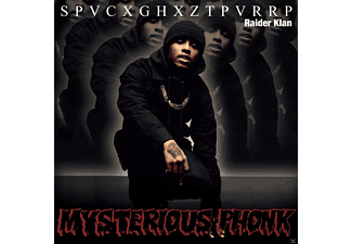 Spaceghostpurrp - Mysterious Phonk:The Chronicles Of Spaceghostpurrp [CD]