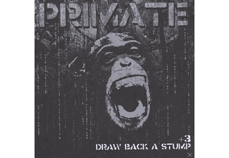 Primate - Draw Back A Stump - (CD)