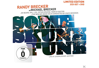 Brecker & Brecker And WDR Bigband - Some Skunk Funk - Live At Leverkusener Jazztage [CD + DVD Video]