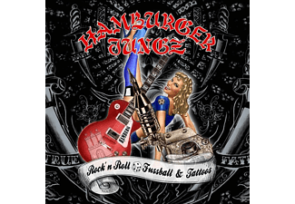Hamburger Jungz - Rock'N'Roll, Fussball & Tattoos - (CD)