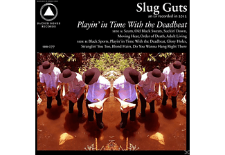 Slug Guts - Playin' In Time With The Deadbeat - (CD)
