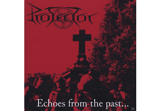 Protector - Echoes From The Past - (CD)
