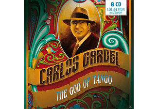 Carlos Gardel - The God Of Tango - (CD)