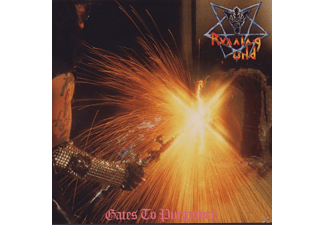 Running Wild - Gates To Purgatory (Expanded+Remastered) [CD]