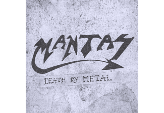 Mantas - Death By Metal - (CD)