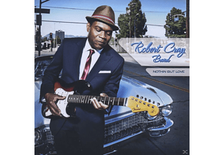 The Robert Cray Band - Nothin But Love - (CD)