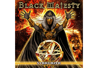 Black Majesty - Stargazer - (CD)