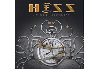 Hess - Living In Yesterday - (CD)