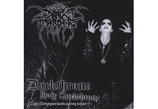 VARIOUS - Holy Darkthrone - (CD)