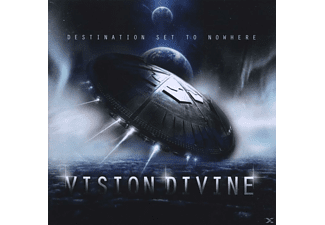 Vision Divine - Destination Set To Nowhere - (CD)