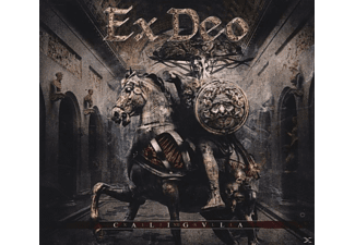 Ex Deo - Caligvla (Limited Edition) [CD]