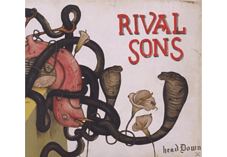 Rival Sons - Head Down (Limited Digisleeve) - (CD)