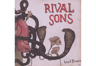 Rival Sons - Head Down - (CD)