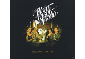 The Night Flight Orchestra - Internal Affairs - (CD)