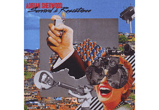 Adrian Sherwood - Survival & Resistance - (CD)