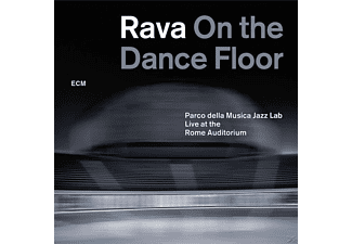 Enrico Rava, The Parco della Musica Jazz Lab - On The Dance Floor - (CD)