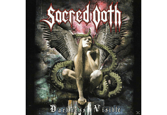 Sacred Oath - Darkness Visible - (CD)