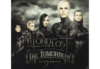 Lord Of The Lost - Die Tomorrow (Deluxe Edition) - (CD)
