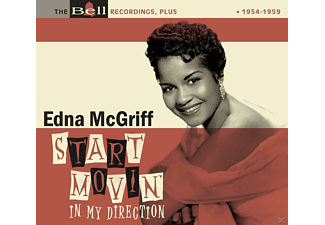 Edna Mcgriff - Start Movin' In My Direction - (CD)