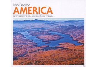 Dan Deacon - America - (CD)