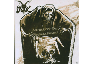 Devil - Magister Mundi Xum / The Noble Savage [CD]