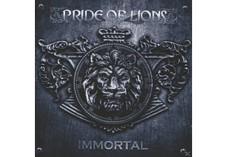 Pride Of Lions - Immortal [CD]