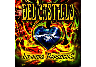 Del Castillo - Infinitas Rapsodias (Jewel Case) - (CD)