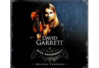 David Garrett - Rock Symphonies (Deluxe Edt.) - (CD)