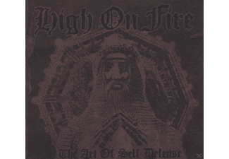 High On Fire - The Art Of Self Defense (Re-Edition) - (CD)