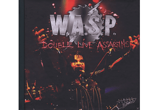 W.A.S.P. - Double Live Assassins - (CD)