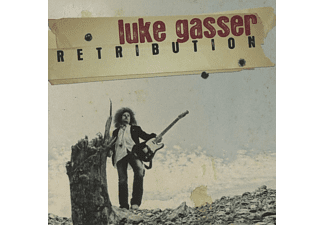 Luke Gasser - Retribution - (CD)