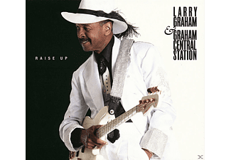 Larry Graham, Graham Central Station - Raise Up [CD]