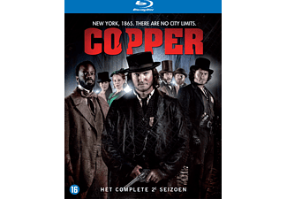Copper - Seizoen 2 | Blu-ray