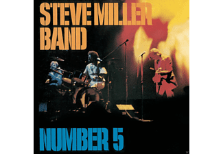Steve Miller Band - Number 5 (Remaster) [CD]