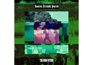 Born From Pain - The New Future (Regular Edition) - (CD)