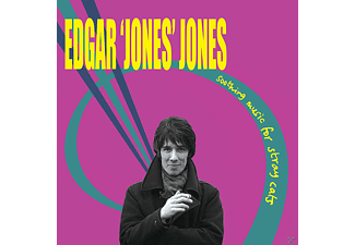 Edgar Jones - Soothing Music For Stray Cats - (CD)