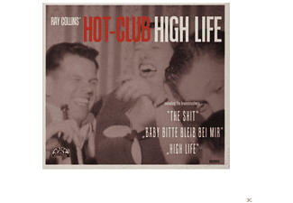 Ray Collins' Hot-club - High Life - (CD)
