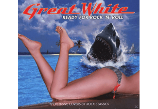 Great White - Ready For Rock'n'roll - (CD)
