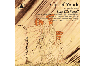Cult Of Youth - Love Will Prevail - (CD)