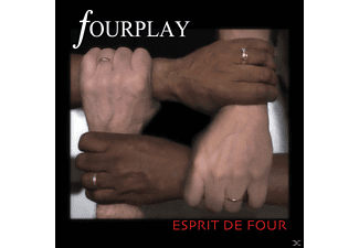 Fourplay - Esprit De Four - (CD)