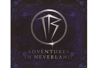 The Reasoning - Adventures In Neverland - (CD)